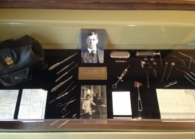 History of Rural Medicine as Practiced in Stanstead County