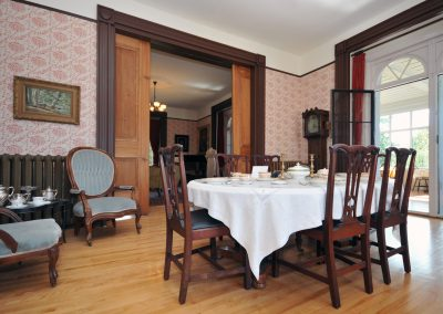 Colby-Curtis Dining Room