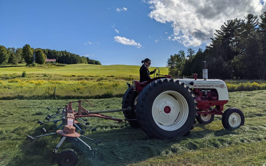 Roundtable : Women in Agriculture